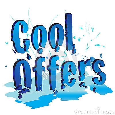 Free Cool Offers Stock Photography - 7651252