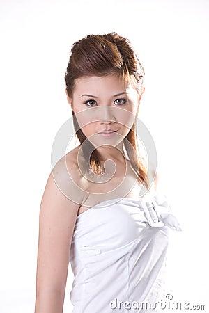 Cool oriental girl 2