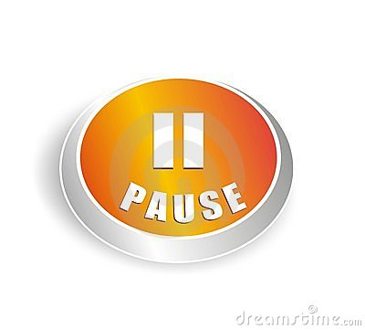 Cool Pause Button