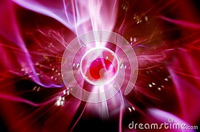 Cool plasma ball