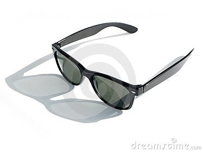 Cool retro style sunglasses