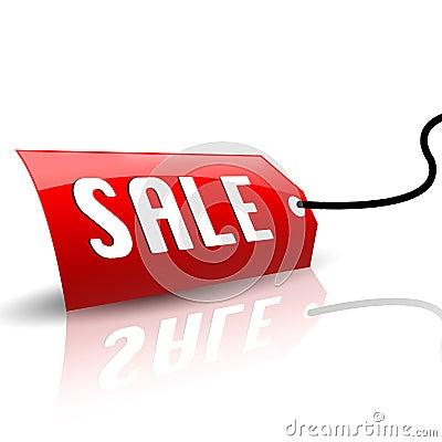 Cool sale label