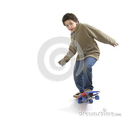 Free Cool Skater Boy Royalty Free Stock Image - 1327386