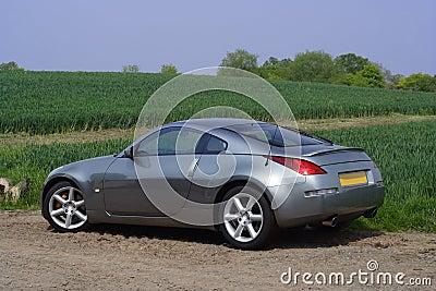 Cool sports car