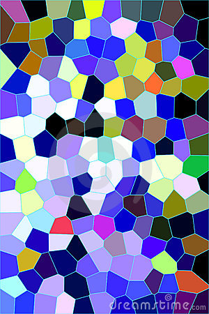Free Cool Stained Glass Background Royalty Free Stock Image - 2025366