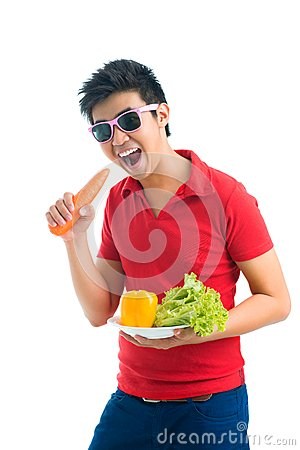 Cool veg