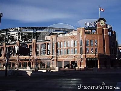 Coors Field - Colorado Rockies Baseball