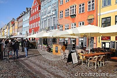 Copenhagen Editorial Image