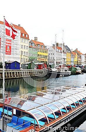 Copenhagen, Denmark Editorial Photography