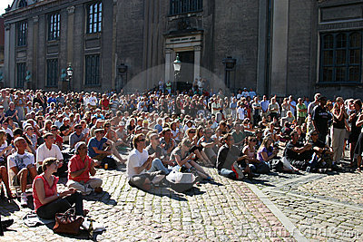 Copenhagen Jazz Festival Editorial Photo