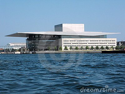 Copenhagen Opera House, Denmark