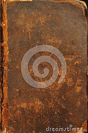 Coperchio antico della bibbia