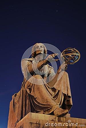 Copernicus monument