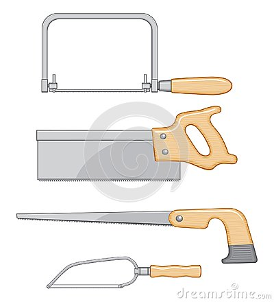 Coping Saw Backsaw Keyhole Saw Detail Saw