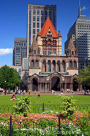 Free Copley Square, Boston Stock Images - 2161614