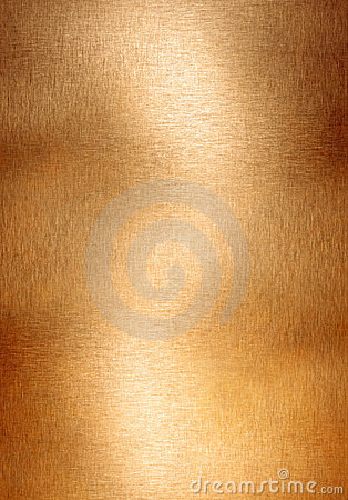 Copper Bronze Brown Metal Background