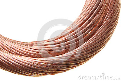Copper cable, non-ferrous metals