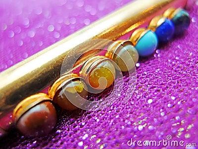 Copper Chakra Wand