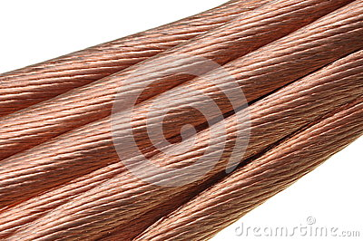 Copper, the concept for the energy industry