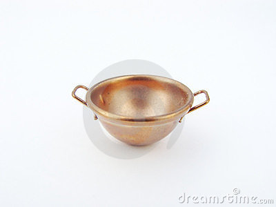 Copper Cooking Bowl