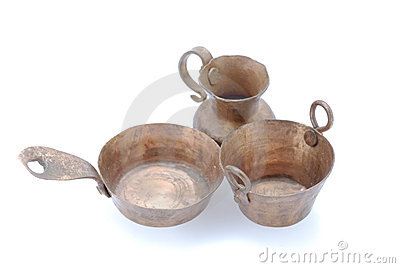 Copper Cooking Utensils
