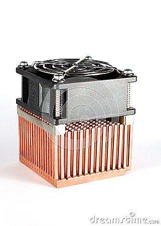 Free Copper Heatsink Stock Photos - 65623