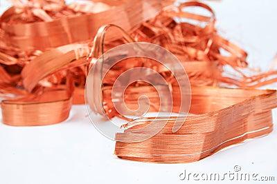 Copper shavings - Series 1
