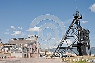 Copper-Silver Mine