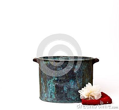 Copper Wash Tub