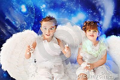 Coppie degli angeli