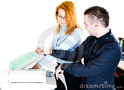 Copying documents