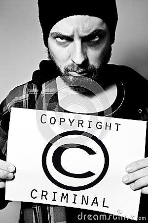 Free Copyright Criminal Royalty Free Stock Image - 6070126