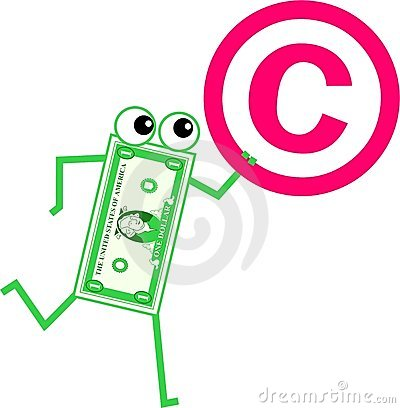 Copyright dollar