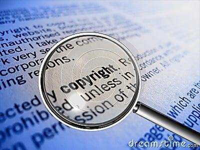 Copyright in focus