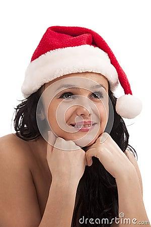 Coquette Santa