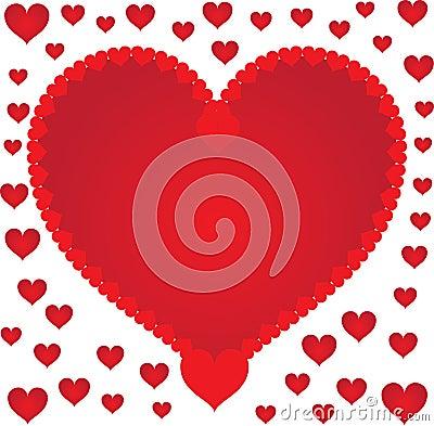 Corações da paixão