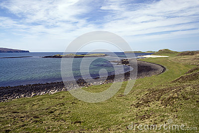 The Coral Beaches, Loch Dunvegan, Isle of Skye , Scotland