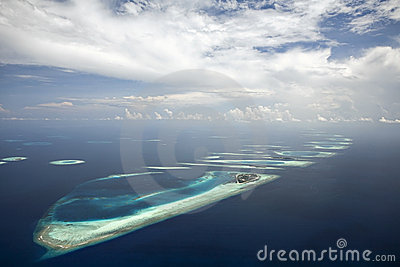 Coral Reef and Atoll