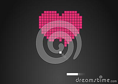 Coração quebrado