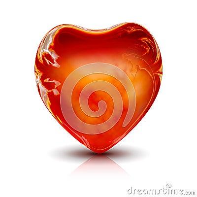 Coração quente