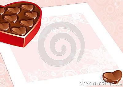 Corazón del caramelo