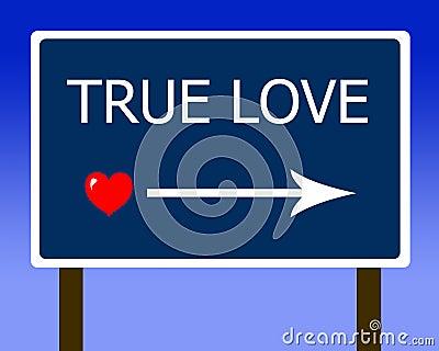 Corazón verdadero del rojo de la muestra del amor