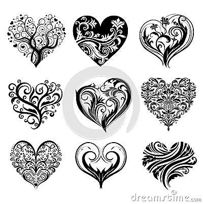 Inicio gt foto de archivo libre regalas corazones del tatuaje