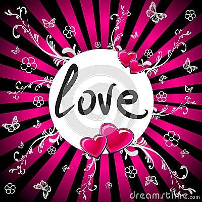 amor corazones. displays de amor. Corazones De