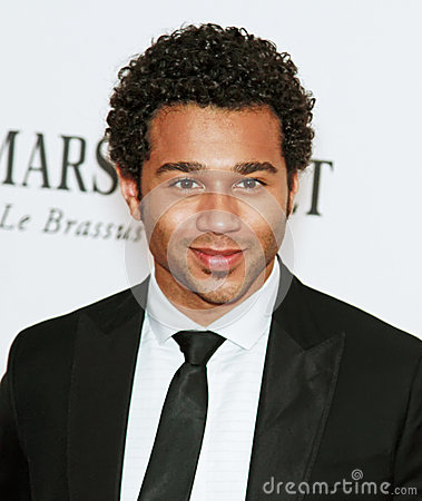 Corbin Bleu Editorial Stock Photo