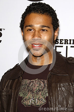 Corbin Bleu Editorial Photo