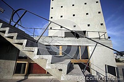 Corbusier roof