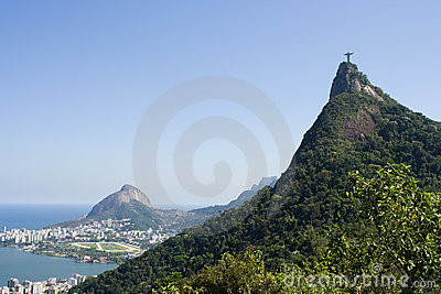Corcovado Mountain and Forest