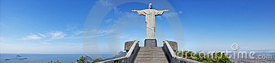 Corcovado Panoramic