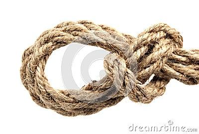 Corda con il nodo